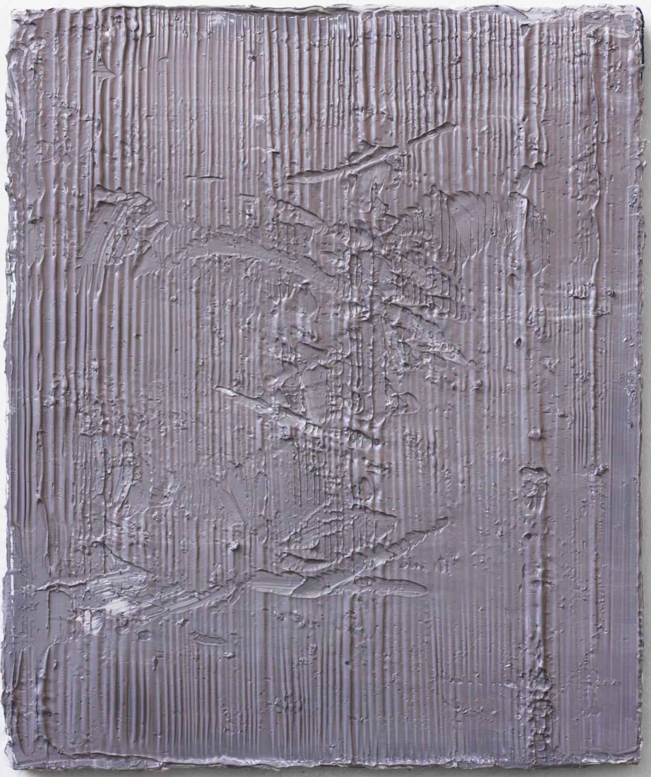 Felix Becker_untitled (La phrase d'ou vient la salive)_2020_Oil on linen_65 x 50 cm_web